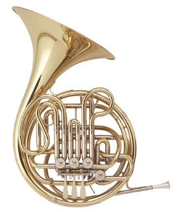 DOUBLE FRENCH HORN-USED (UFHD)