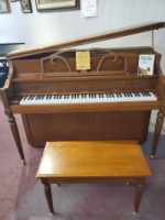 "Kawai Used Console 802-T 43"" w/ Bench (802-T)"