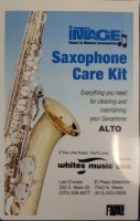 IMAGE ALTO SAX CARE KIT (ASCK100)