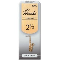 Hemke Tenor Sax 2.5 Box of 5 (RHKP5TSX250)