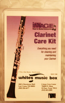 Image Clarinet Care Kit (clck100)